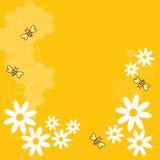 De Bijen van de honing Stock Foto's