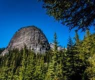 De Bijenkorf op de Sleep van het Theehuis in het Nationale Park van Banff in Alberta Canada royalty-vrije stock fotografie