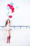De Bikini van de V.S. Stock Afbeeldingen