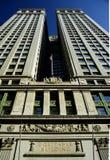 De billijke Bouw in de stad van New York Royalty-vrije Stock Afbeelding