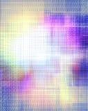 De Binaire Samenvatting van technologie Royalty-vrije Stock Afbeeldingen