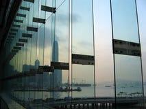 De binnenlandse structuur van de architectuur Stock Afbeeldingen