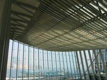 De binnenlandse structuur van de architectuur stock afbeelding