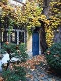 De binnenplaats van Parijs Royalty-vrije Stock Foto