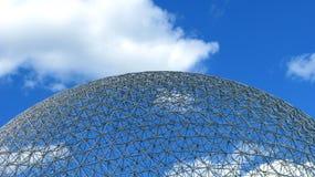 De Biosfeer van Montreal Royalty-vrije Stock Afbeeldingen