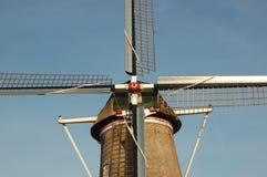 De bladen van de molen Royalty-vrije Stock Fotografie