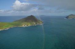 De Blasket eilanden, Dingle, Co Kerry Ierland Royalty-vrije Stock Fotografie