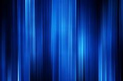 De blauwe abstracte achtergrond van het motieonduidelijke beeld Stock Foto
