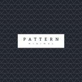 De blauwe achtergrond van het lijn naadloze patroon Vectorillustratie voor elegante design_7 royalty-vrije illustratie