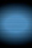De blauwe Achtergrond van het Rolblind met Schijnwerper Stock Afbeeldingen