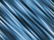 De blauwe achtergrond van het staal Stock Foto