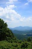 De blauwe Bergen van de Rand - Virginia Royalty-vrije Stock Afbeeldingen