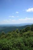 De blauwe Bergen van de Rand - Virginia Stock Foto's