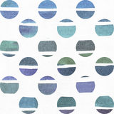 De blauwe en purpere illustratie, koelt en het brandmerken textuur uit de vrije hand die op de strepen van de waterverfgradiënt i Royalty-vrije Stock Afbeelding