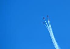 De Blauwe Engelen van Seafair Royalty-vrije Stock Afbeelding