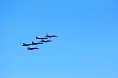 De Blauwe Engelen van Seafair Royalty-vrije Stock Foto's