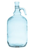 De blauwe fles Royalty-vrije Stock Foto's