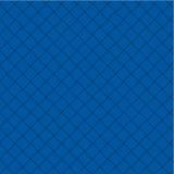 De blauwe geometrische achtergrond, naadloos patroon omvat Royalty-vrije Stock Foto