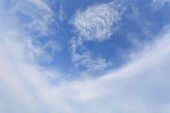 De Blauwe hemel royalty-vrije stock foto