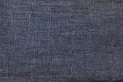De blauwe kleur van Jean Royalty-vrije Stock Foto's
