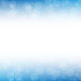 De blauwe Lineaire Achtergrond van het Onduidelijke beeld Royalty-vrije Illustratie