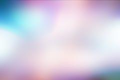 De blauwe Lineaire Achtergrond van het Onduidelijke beeld abstracte onduidelijk beeldachtergrond voor webdesign, kleurrijke vage  Royalty-vrije Stock Foto's