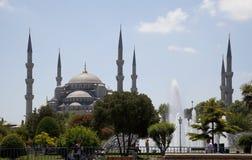 De blauwe Moskee Istanboel Stock Afbeelding