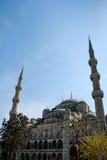 De blauwe Moskee, Istanboel, Turkije Royalty-vrije Stock Foto's