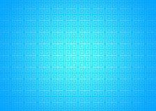 De blauwe Oosterse Sier Chinese Arabische Islamitische Achtergrond van de Patroontextuur Imlek Ramadan Festival Wallpaper vector illustratie
