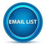 De Blauwe Ronde Knoop van de e-maillijstoogappel royalty-vrije illustratie