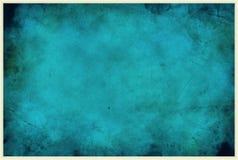 De blauwe Stedelijke Achtergrond van het Bederf Stock Foto's