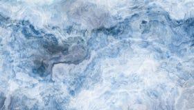 De blauwe textuur van de onyxtegel royalty-vrije stock fotografie