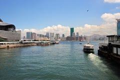 De bleke Pijler van de Veerboot Chai Stock Fotografie