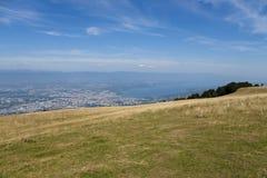 De blik van Genève Royalty-vrije Stock Foto