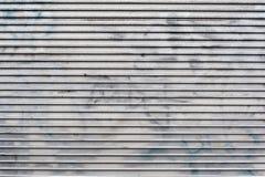 De blinden abstracte achtergrond van het metaal Stock Foto's