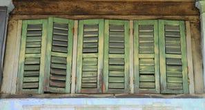 De blinden van het venster Royalty-vrije Stock Fotografie