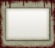 De bloedige achtergrond van Grunge royalty-vrije illustratie
