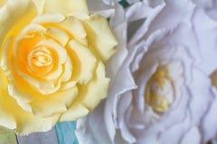 De bloem op de achtergrond Stock Foto's