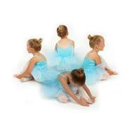 De Bloem van de ballerina Royalty-vrije Stock Afbeeldingen