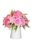 De bloem van de zijde Royalty-vrije Stock Foto