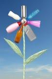 De bloem van Eco stock foto