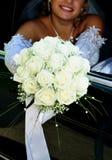 De bloem van het huwelijk Royalty-vrije Stock Foto
