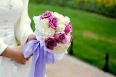 De bloem van het huwelijk Stock Fotografie