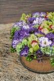 De bloem van het mengelingsboeket Royalty-vrije Stock Foto