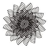 De bloem van het patroon Stock Afbeelding