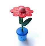 De bloem van het stuk speelgoed Stock Fotografie