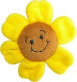 De bloem van het stuk speelgoed Stock Foto's