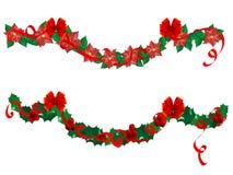 De bloem van Kerstmis Stock Foto's