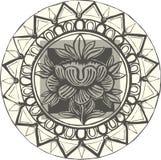 De bloem van Lotus vector illustratie