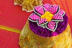 De bloem van Thailand. royalty-vrije stock afbeelding